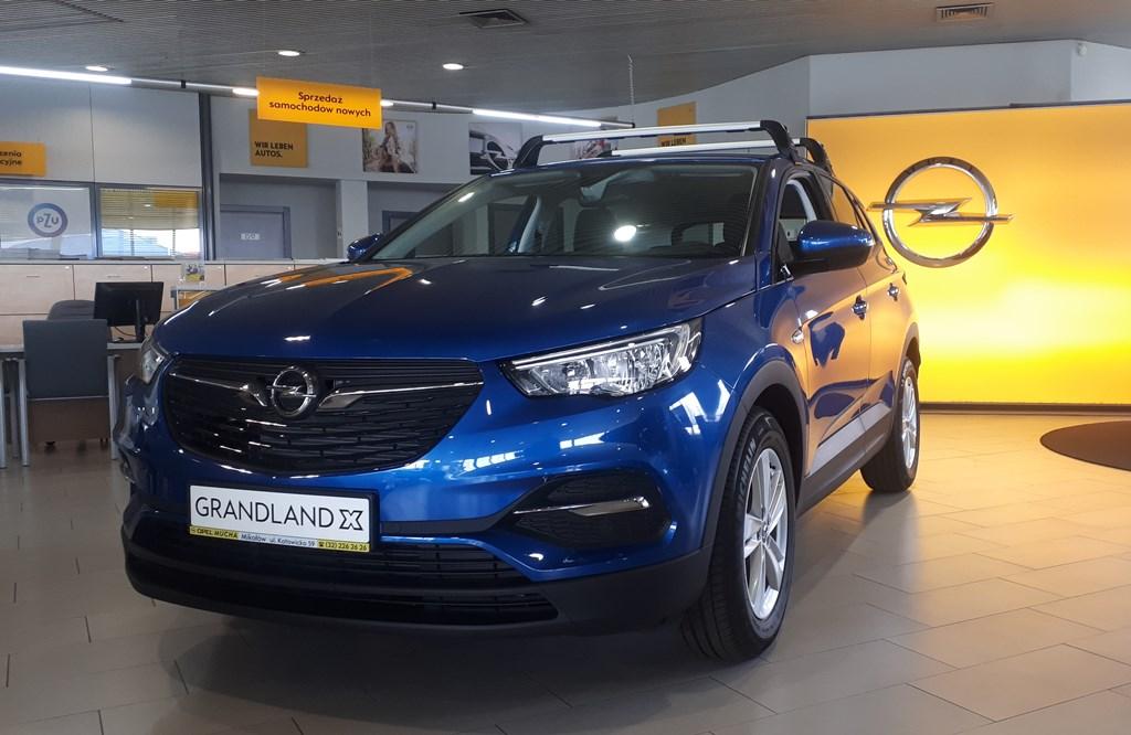 Zdjęcia aut w salonach sprzedaży Opel Mucha w Mikołowie i Tychach – fot. mat. pras.