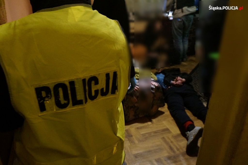 Kolejni zatrzymani za rozprowadzanie dopalaczy - fot. Śląska Policja