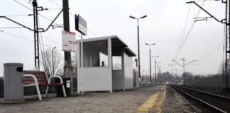 Remont stacji kolejowej w Sławkowie - fot. UM Sławków