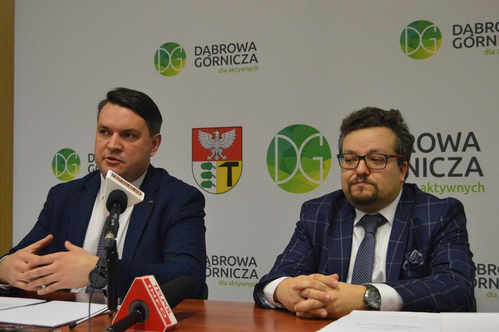 Prezentacja audytu dot. Zagłębiowskiego Centrum Onkologii w Dąbrowie Górniczej – fot. MZ