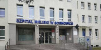 Sosnowiecki Szpital Miejski - fot. MC