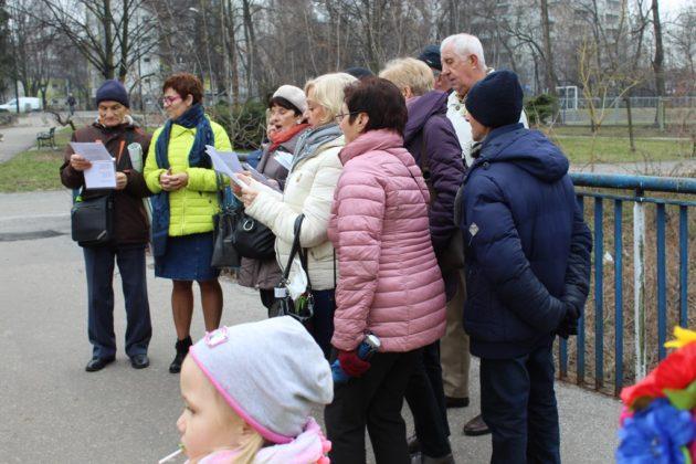Topienie marzanny w Sosnowcu - fot. mat. pras.