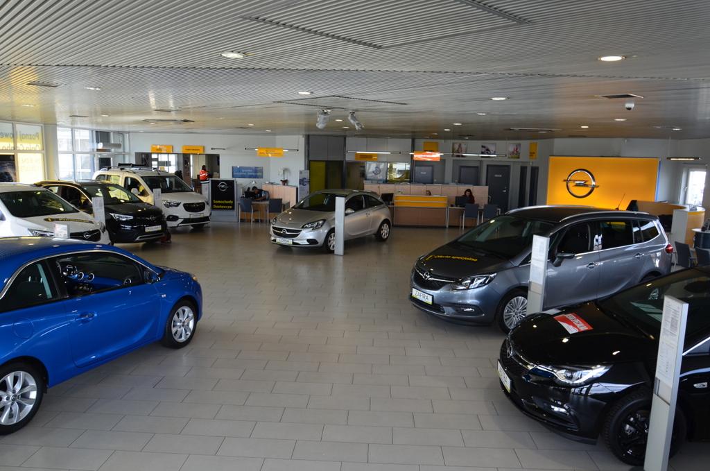 Salon Opel Mucha w Mikołowie – fot. mat. pras.
