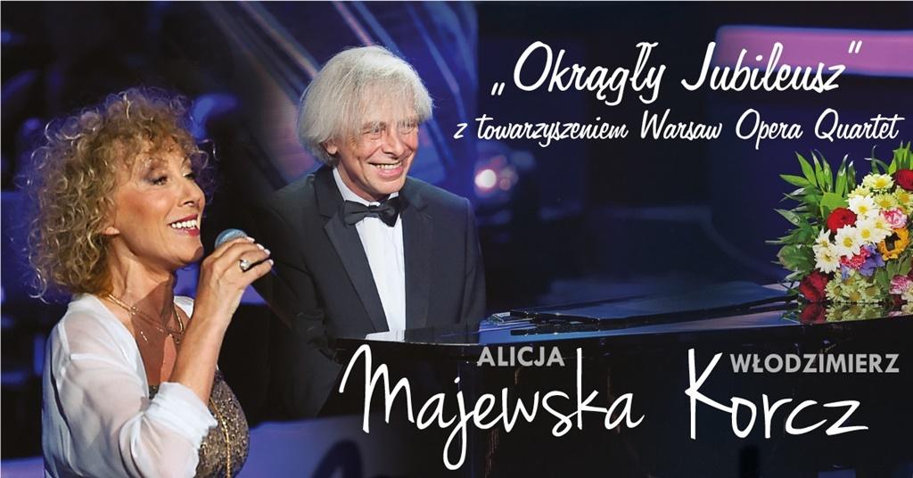 Alicja Majewska Okrągły Jubileusz - fot. mat. pras.