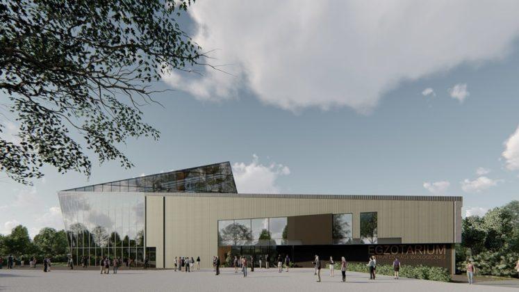 Nowe Egzotarium w Sosnowcu – fot. mat. pras.