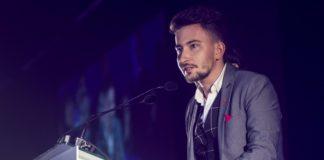 Maciej Klimek buduje zagłębiowskie struktury partii Wiosna Roberta Biedronia – fot. arch. prywatne