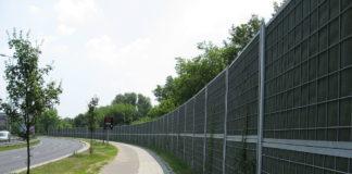 Ekran akustyczny - fot. Wikipedia