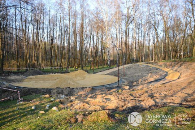 Rewitalizacja amfiteatru w Ząbkowicach – fot. Dariusz Nowak