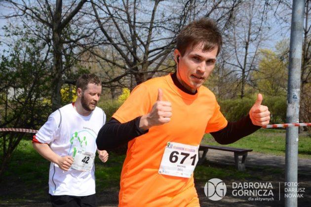 XII Półmaraton Dąbrowski – fot. Dariusz Nowak