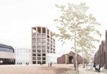 Pracownia Analog została zwycięzca konkursu architektonicznego na nowe centrum Dąbrowy Górniczej - fot. mat. pras.