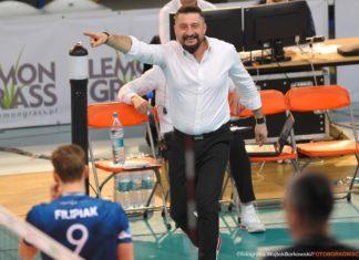 Jakub Bednaruk trenerem MKS-u Będzin – fot. Wojtek Borkowski/FOTOBORKOWSCY