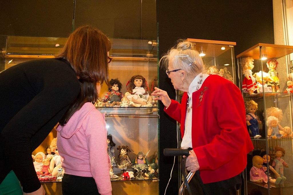 Zaczarowany świat zabawek - fot. Muzeum Zagłębia