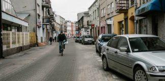 Rewitalizacja ulicy Marszałkowskiej - fot. UM Zawiercie