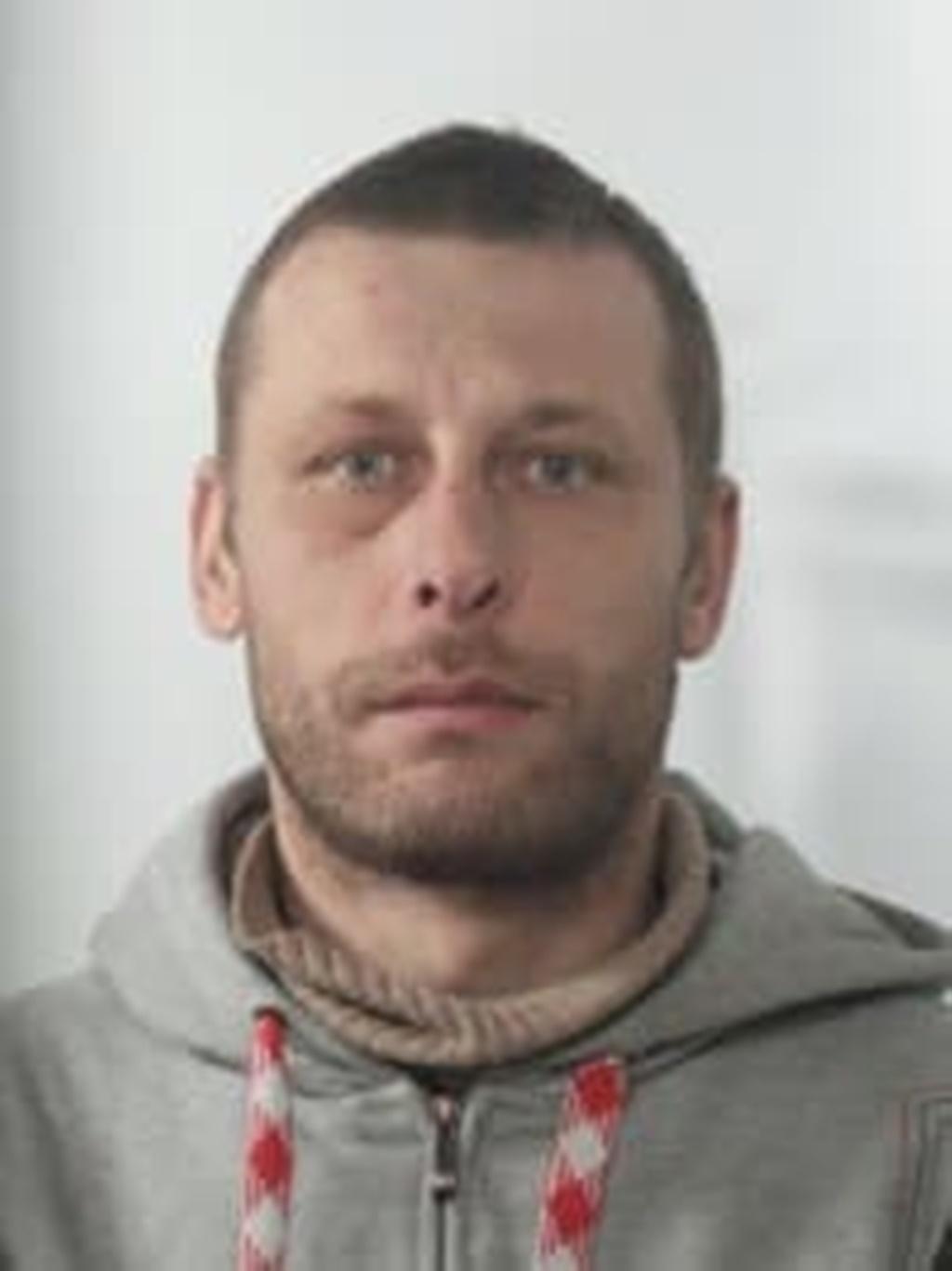 Zaginiony Mariusz Sindera - fot. archiwum prywatne