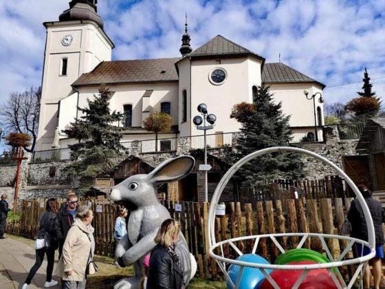 Zagajnik Wielkanocny w Będzinie - fot. mat.pras.