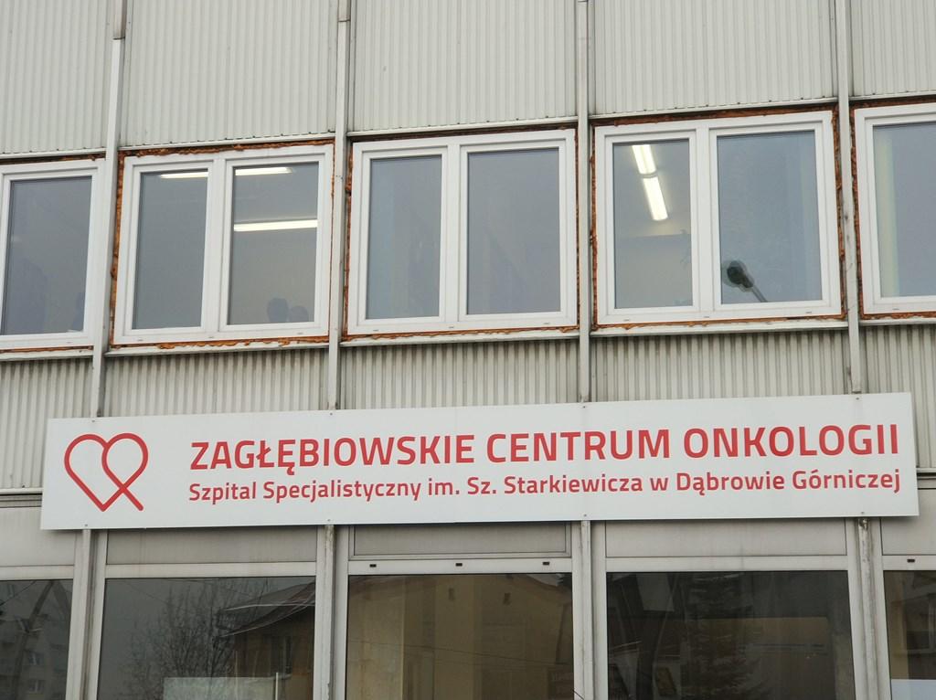 Zagłębiowskie Centrum Onkologii w Dąbrowie Górniczej - fot. MC