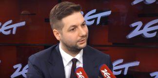 Patryk Jaki w Radiu Zet – fot. YouTube