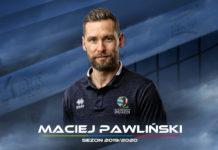Maciej Pawliński wraca do MKS-u Będzin – fot. Wojtek Borkowski/FOTOBORKOWSCY