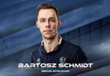 Bartosz Schmidt nowym środkowym MKS-u Będzin – fot. Wojtek Borkowski/FOTOBORKOWSCY