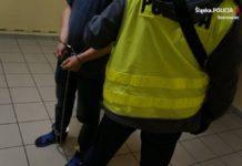 Brutalnie napadali na kobiety - fot. KMP w Sosnowcu