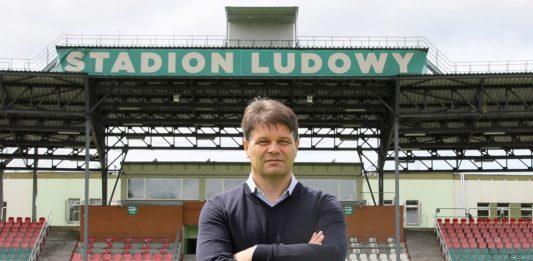 Radosław Mroczkowski trenerem Zagłębia Sosnowiec – fot. Marek Rybicki