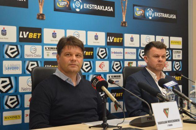 Radosław Mroczkowski trenerem Zagłębia Sosnowiec – fot. MZ