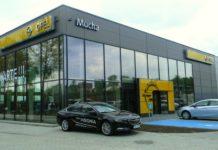 Nowy autosalon Opel-Mucha w Sosnowcu – fot. mat. pras.