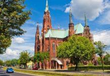 Dofinansowanie dla bazyliki - fot. UM Dąbrowa Górnicza