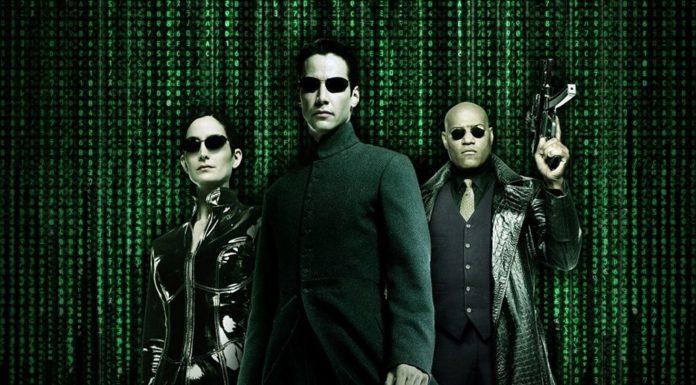 Matrix - fot. Warner Bros