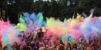 Eksplozja kolorów - fot. UM Sosnowiec