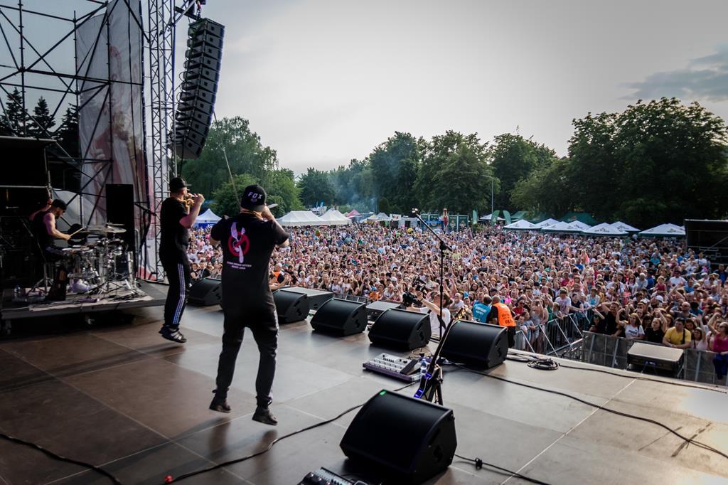 Sosnowiec Fun Festival 2019 – fot. Maciej Łydek/UM Sosnowiec