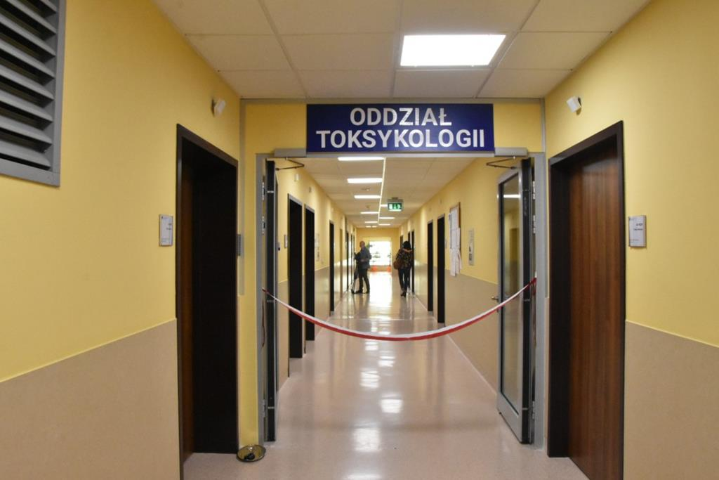 Szpital św. Barbary z nowym oddziałem toksykologii - fot. mat. pras.
