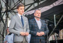 Dzień Wolności i Solidarności w Sosnowcu - fot. UM Sosnowiec
