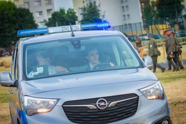 Nowe samochody dla sosnowieckiej Straży Miejskiej - fot. UM Sosnowiec