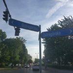 Ulica Ostrogórska i Jagiellońska w Sosnowcu - fot. MC