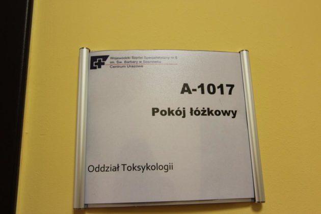 Szpital św. Barbary z nowym oddziałem toksykologii - fot. MC
