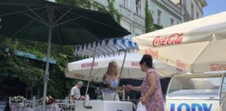 Saturator w centrum Sosnowca - fot. UM Sosnowiec