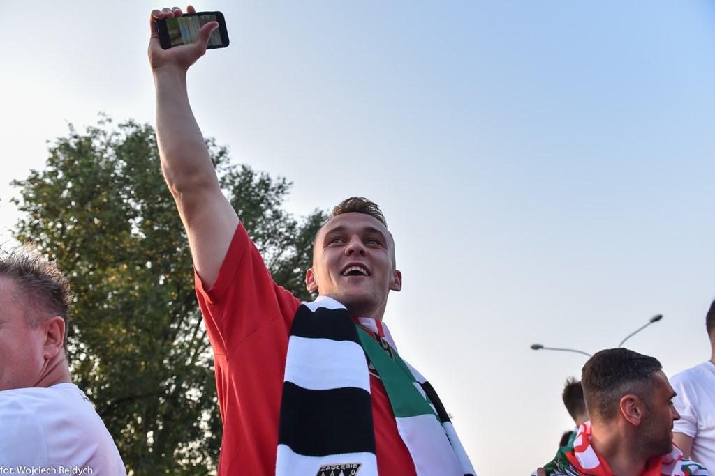 Sebastian Milewski nie jest już piłkarzem Zagłębia Sosnowiec – fot. Wojciech Rejdych