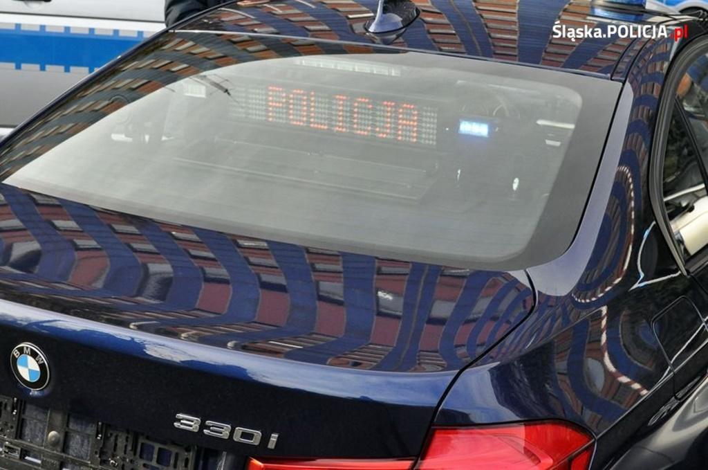 Policyjna grupa Speed - fot. KWP Katowice