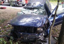 Spowodował śmiertelny wypadek - fot. KMP w Dąbrowie Górniczej