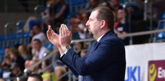 Michał Dukowicz trenerem koszykarzy MKS-u Dąbrowa Górnicza – fot. MKS Dąbrowa Górnicza