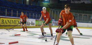 Przygotowania hokeistów Zagłębia Sosnowiec do nowego sezonu – fot. Sławomir Bomba