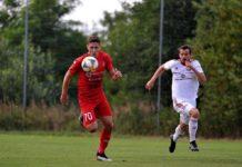 Sparing Zagłębia Sosnowiec z FK Fotbal Trinec – fot. zaglebie.eu