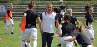 Trener Czarnych Sosnowiec Grzegorz Majewski - fot. Dariusz Koziorowski