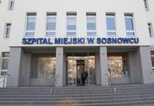 Sosnowiecki Szpital Miejski - fot. UM Sosnowiec