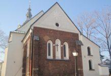 Parafia Podwyższenia Krzyża Świętego w Sławkowie - fot. Wikipedia