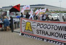Referendum strajkowe Amazon - fot. solidarnosc.wroc.pl