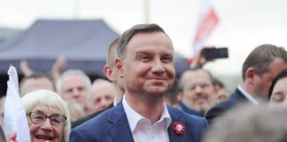 Prezydent RP Andrzej Duda - fot. Krzysztof Sitkowski/KPRP