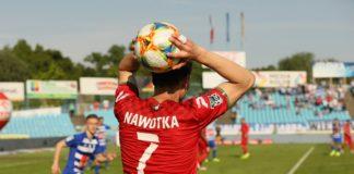 Tomasz Nawotka zostaje w Zagłębiu Sosnowiec - fot. zaglebie.eu