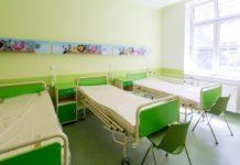 Oddział dermatologii dla dzieci w Centrum Pediatrii w Sosnowcu - fot. Tomasz Żak / UMWS
